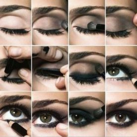 makijaż oczu kielce